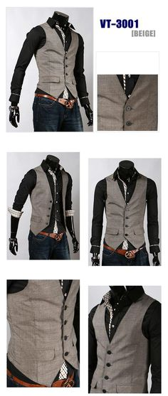 this look great on men. if a guy were to where this for me i would think he looked amazing