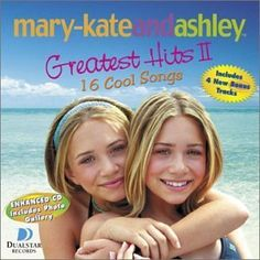Mary-Kate and Ashley Collection * Children's ~ Greatest Hits = II - 2001