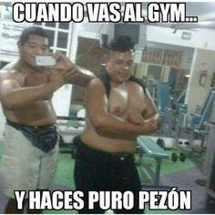 38 Mejores Imágenes De Gym Memes Memes De Gimnasio Humor Mexicano