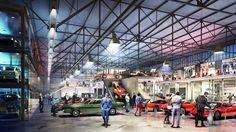 Michael Schumachers private Sammlung zieht in die MOTORWORLD… #Freizeit_Kultur #Reise_Verkehr #Adresse #Ausstellung #Auszeichnung