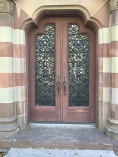 Charleston SC door