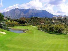 Santana Golf, Mijas Spain