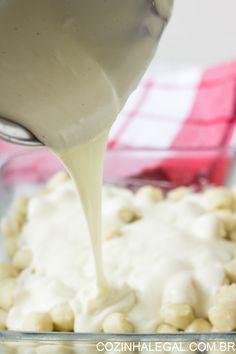 Nhoque de Batata com Molho Branco | Cozinha Legal