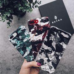camouflage style BURGA iphone 8 plus cases | green marble camouflage effect case | red marble | red camouflage | black camo iphone 8 plus case | burga black camo iphone case | black and grey camouflage case | flatlay | myburga | burga | burgaofficial | flatlay inspiration | instagram photo idea | instagram flatlay | how to take flatlay picture | burga