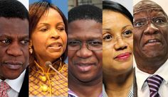 President Jacob Zuma's second term began in earnest on Sunday evening as he announced a new, rather swollen, Cabinet with 35 ministers. GREG...