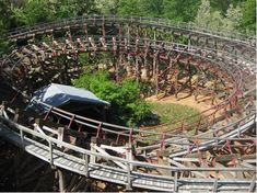 Thunderation - Silver Dollar City