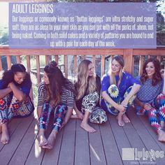 #leggings #lularoe #lularoeleggings #butterysoft #jointheclub