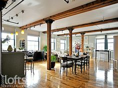Boston Lofts by LoftsBoston.com, Inc. >> Boston Residential Loft Sale >> 881 East 1st Street #302