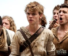 Newt played by Thomas Brodie-Sangster in The Maze Runner Trilogy with Dylan O'Biren. A great trilogy! Maze Runner Thomas, Newt Maze Runner, Newt Thomas, Maze Runner Movie, Maze Runner Trilogy, Maze Runner Series, Maze Runner Characters, Book Characters, The Fever Code