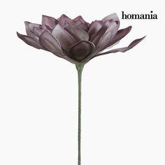 Fleur Mousse Violette - Collection Enchanted Forest by Homania Fr { Mousse, Decoration, Enchanted, Decorative Items, Home Furniture, Purple, Plants, Collection, Html