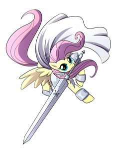 Flutter shy a claymore stop everything thing just got awesome!!!!!'