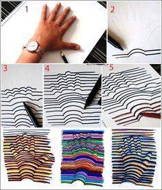 Easy, effective hand design