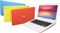 ASUS はChrome OS 搭載13型ノートChromebook C300MA と、小型デスクトップChromebox