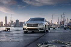 This is the 2017 Lincoln Continental. A drive all its own. #HowContinental