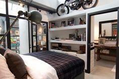 A garage loft in Amsterdam - desire to inspire - desiretoinspire.net
