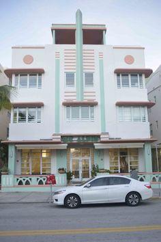 Garden Travel: Architectural Swoon in Miami Beach