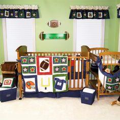 Football Baby Nursery Google Search