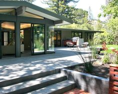 mid century ranch houses | Mid Century Modern Ranch Style House Design, Pictures, Remodel, Decor ...