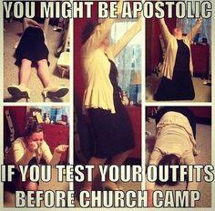 Apostolic Church Camp