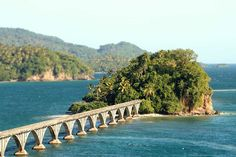 Dominican Republic samana | Mystery of the Bridges Of Samana - We Travel and Blog | We Travel and ...