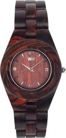 WeWOOD Women's Odyssey Brown Watch WeWood. $120.00. Miyota movement. Completely free of toxic chemicals. Hypo-allergenic. 100% Natural Wood