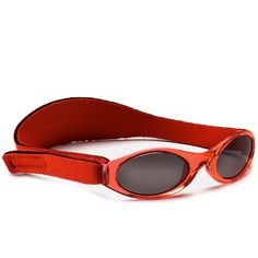 24b33da17735 Baby Banz Red Sunglasses at Childrensalon.com Red Sunglasses