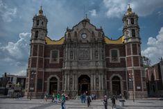 Basílica de Guadalupe Barcelona Cathedral, Notre Dame, Building, Travel, Mexico City, Cities, Viajes, Buildings, Destinations