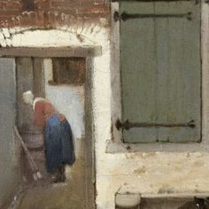 Vermeer's The Little Street discovered - Exhibitions – Now on view - What's on - Rijksmuseum