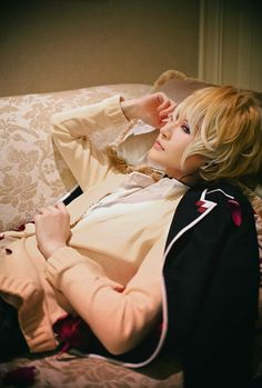 Sakamaki Syu (ryuichi randoll - WorldCosplay) | Diabolik Lovers #anime #cosplay
