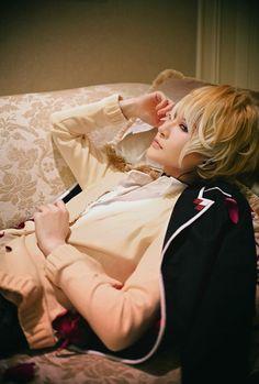 Sakamaki Syu (ryuichi randoll - WorldCosplay) | Diabolik Lovers #anime #cosplay