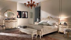 Bedroom furniture furniture of bedroom riche decore - Antike schlafzimmermobel ...
