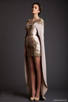 Krikor Jabotian Spring 2014 Couture Collection Akhtamar