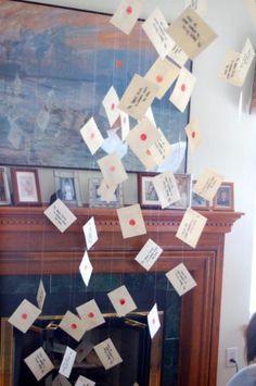 decoração festa harry potter