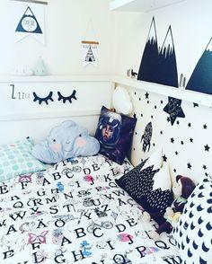 ALKEMISTEN DIY - wallies barnrum nordic interior design kids room ...
