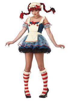 Vintage Rag Doll Teen Halloween Costume - General Kids Costumes at Escapade™ UK - Escapade Fancy Dress on Twitter: @Escapade_UK