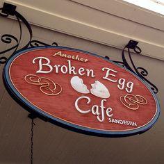 Another Broken Egg, Sandestin, FL     Great place for a huge breakfast!