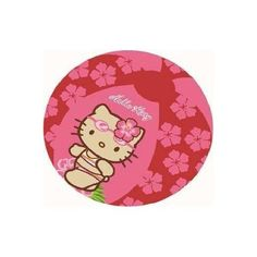 Ballon de plage gonflable Hello Kitty ref 001