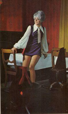 Mini smock, 1970