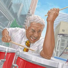 Tito Puente The Latin King Cuban Culture, Puerto Rican Culture, Puerto Rican Cuisine, Puerto Rican Recipes, Spanish Music, Latin Music, Puerto Rican Music, Puerto Rico Pictures, Musica Salsa
