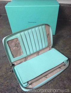 FOR. REAL. Tiffany wallet = $700 Thirty One Benjamins = $58 plus shipping and tax. IT IS THE BEST WALLET EVER. Available Feb 1st, 2017 at www.organizingenvy.ca