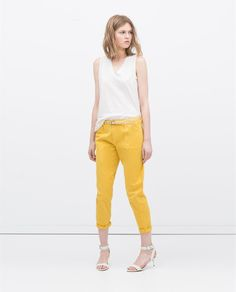 5 awesome ways to wear yellow like a boss - Happier