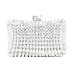 Amazing Rhinestones Special Occasion Evening Handbag/Clutches(More Colors) – USD $ 51.19