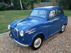 Un-restored, 3,303 miles from new,1958 Austin A35 Saloon  Chassis no. AS5-HCS-8069 Engine no. 9-U-H-806594