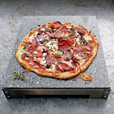 I love making pizza at home - I wonder if this would improve the taste??