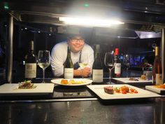 Five Dinner Course with Chef Urvin Croes Fuentes Culinary Theatre Jackson Family Wines Culinary Series by Karisma June 2014 #KarismaExperience #KendallJackson