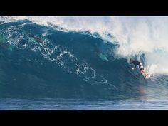 John John Florence surfing Backdoor Hawaii