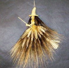 Kitchen Witch  Corn Dolly  House Blessing by ReidsWeeds on Etsy, $26.00