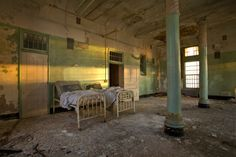 Buffalo State Asylum for the Insane Buffalo, New York (1881-1975)
