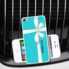 Tiffany co blue box Plain GlitteriPhone 4/4s,iPhone 5/5s/5c,ipod 4/5,iPod Touch 4/5, Samsung Galaxy S3/s4/s5/note3 case on Etsy, $14.99