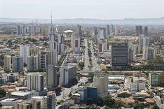 Cuiaba, Downtown